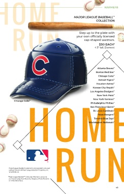 8bb7b108e77 x o xxx o HOME cheers CAMPUS WARMERS ™ THREE MAJOR LEAGUE BASEBALL FOR THE  COLLECTION COLLECTION your own officially licensed Step up to the plate  with  50 ...