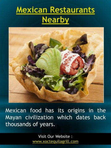 Mexican Food Near Me Pages 1 20 Text Version Anyflip