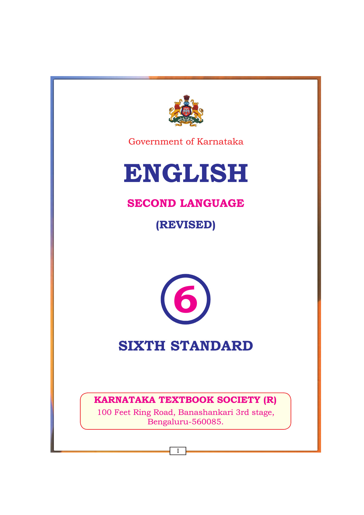 6th std Eng SL text 2019-20 Pages 1 - 50 - Text Version | AnyFlip