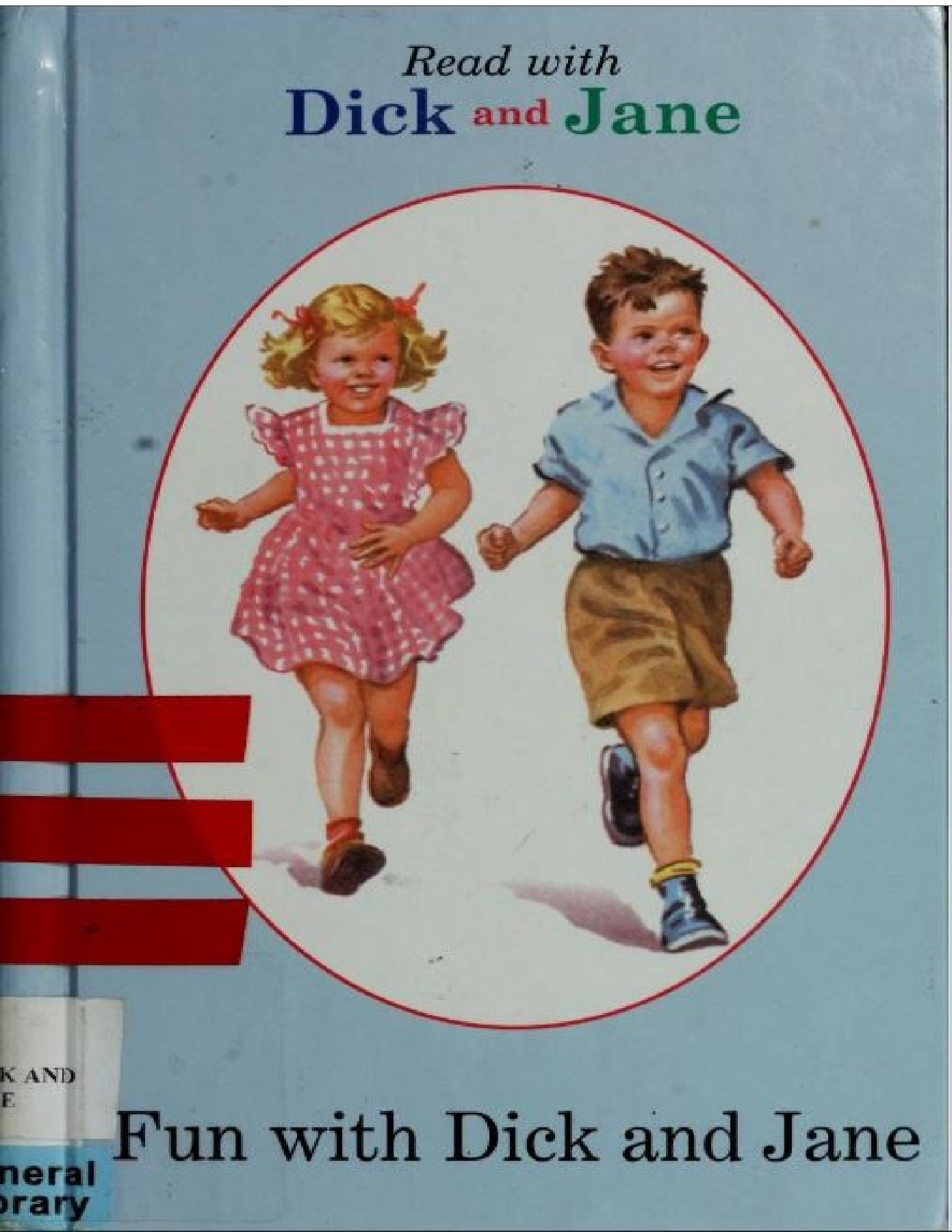 Adventures of dick and jane