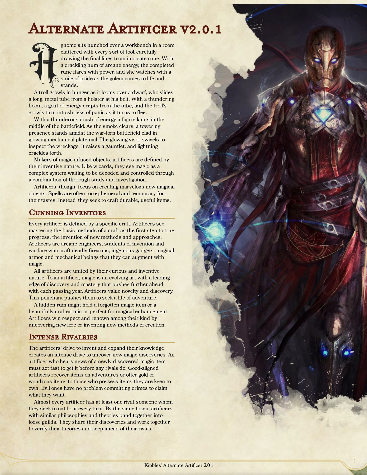 5e Revised Artificer Gm Binder Pages 1 42 Text Version Anyflip Davvy's d&d 5e sorcerer spell list guide. anyflip