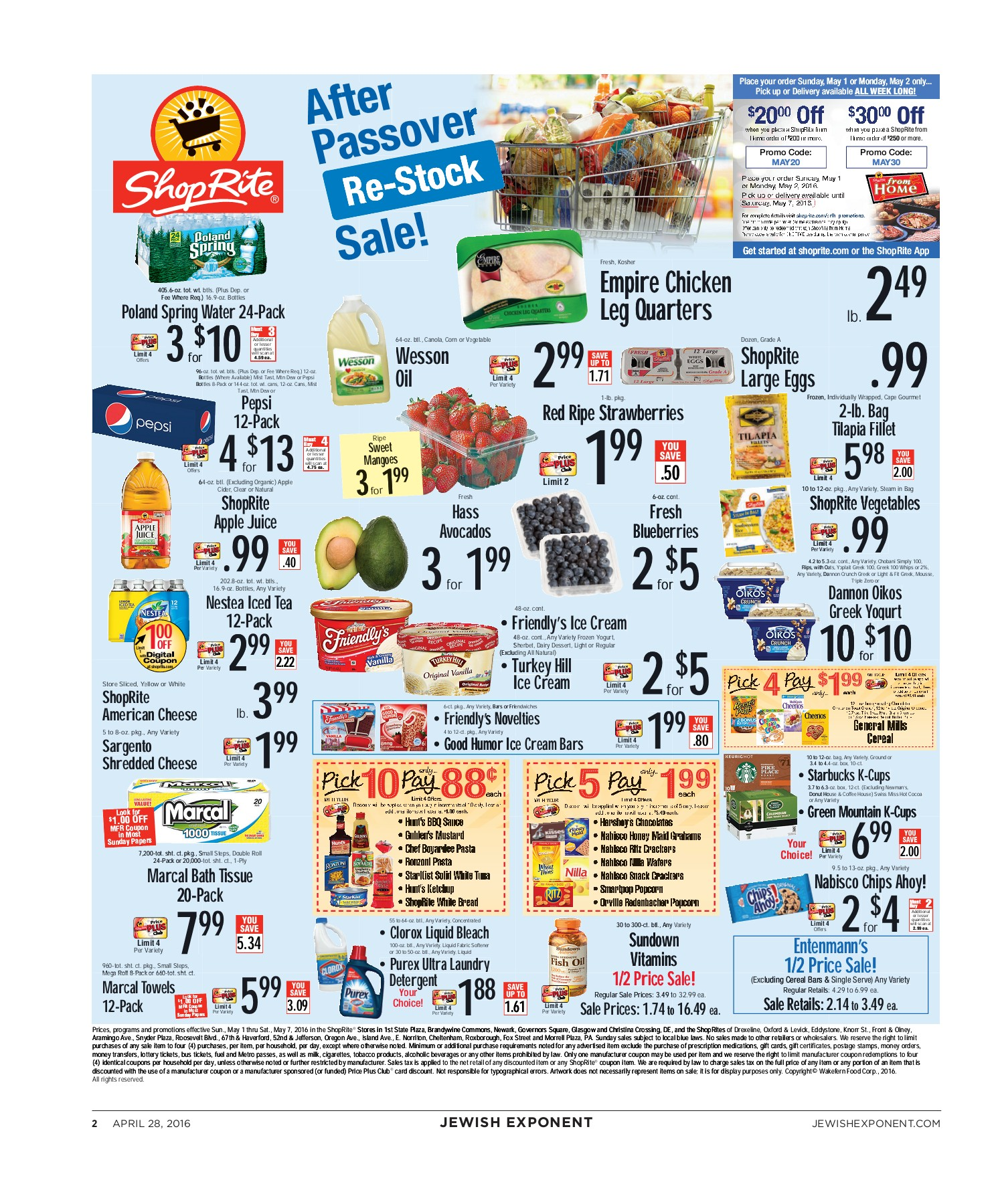 Jewish Exponent April 28 2016 Pages 1 50 Text Version
