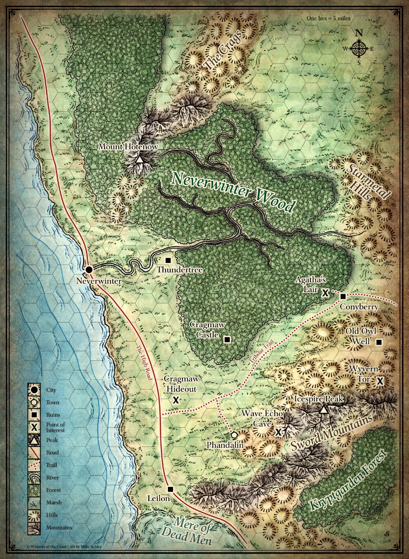 Lost Mine Of Phandelver Maps Pages 1 26 Text Version Anyflip