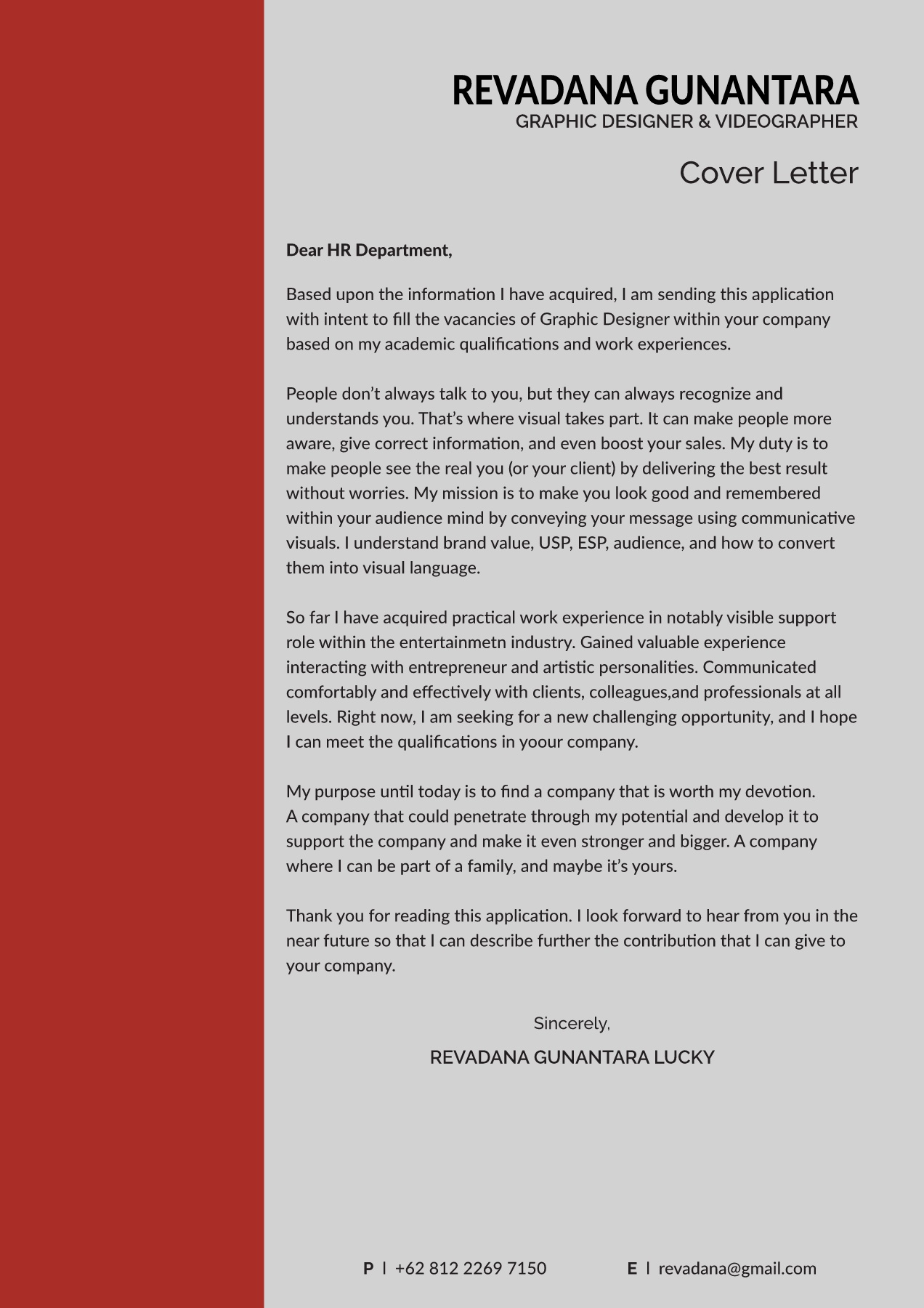 Revadana_ Cover Letter+Resume+Portfolio Pages 1 - 16 - Text Version ...