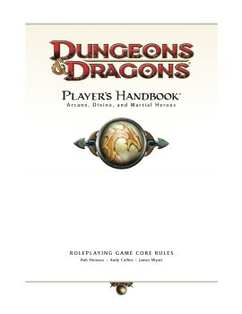 Dungeons and Dragons Player's Handbook Pages 201 - 250