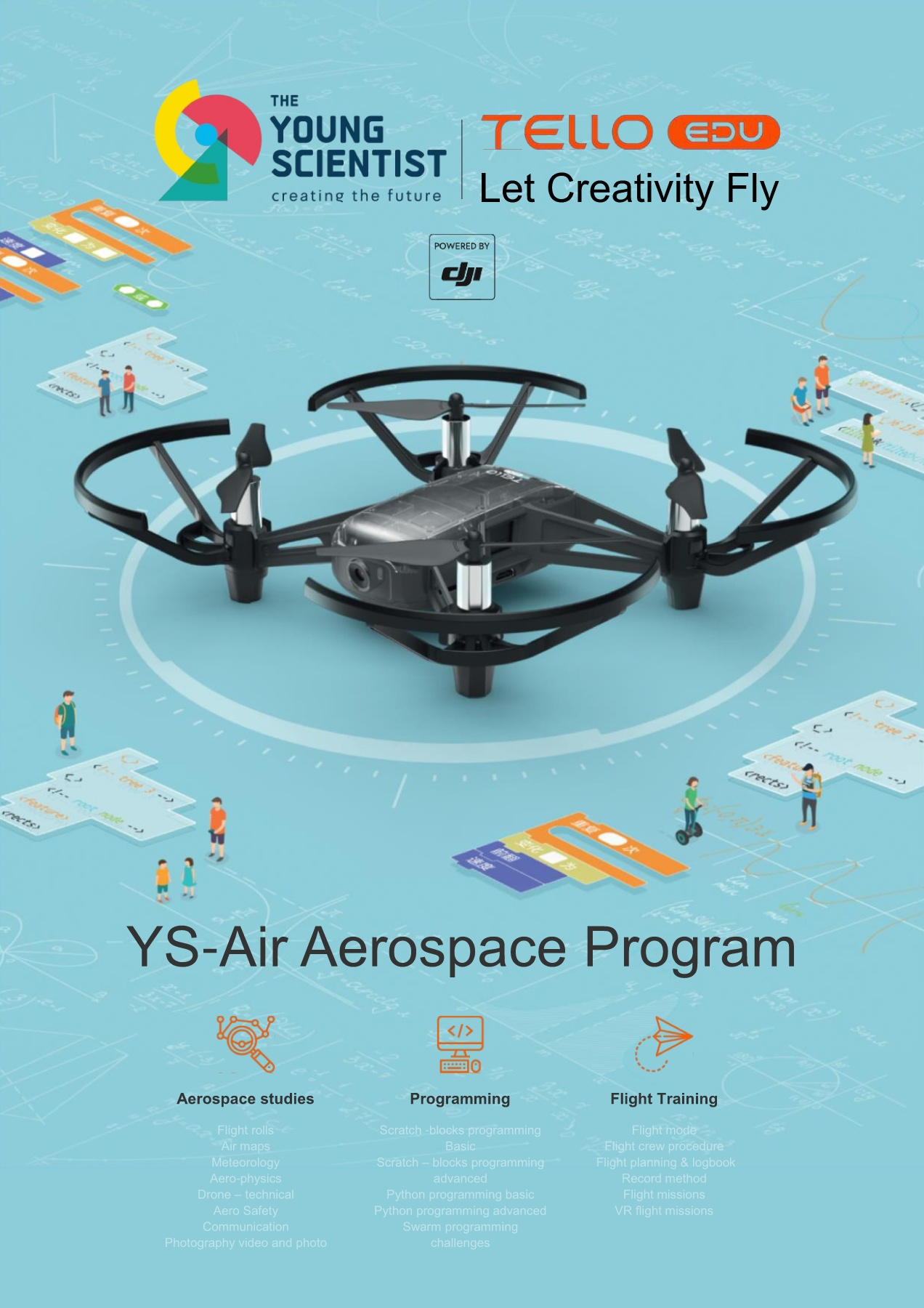 Brochure - YS-Air program Pages 1 - 6 - Text Version | AnyFlip