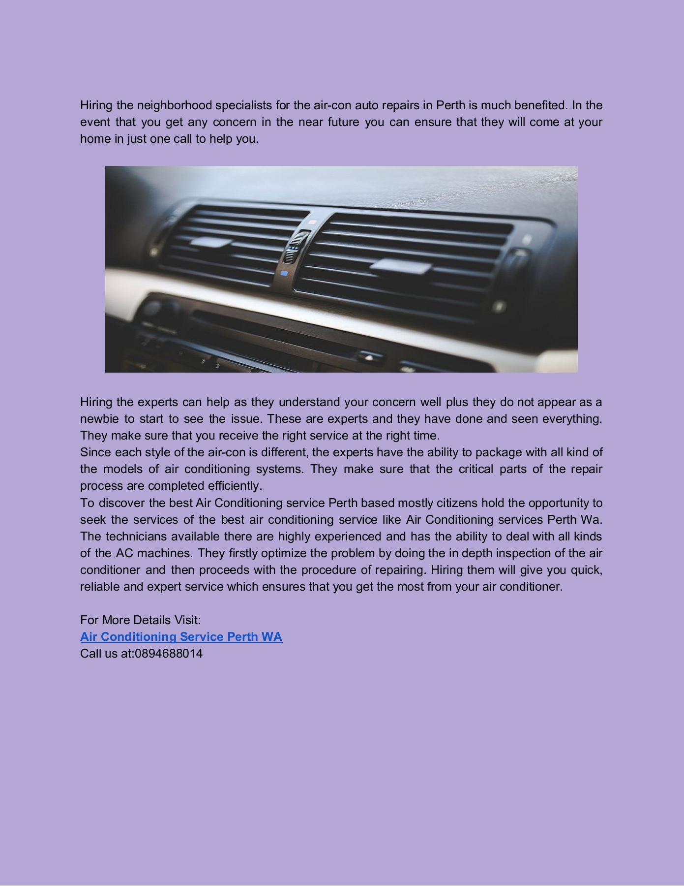 Air Conditioning Service in Perth Pages 1 - 2 - Text Version | AnyFlip