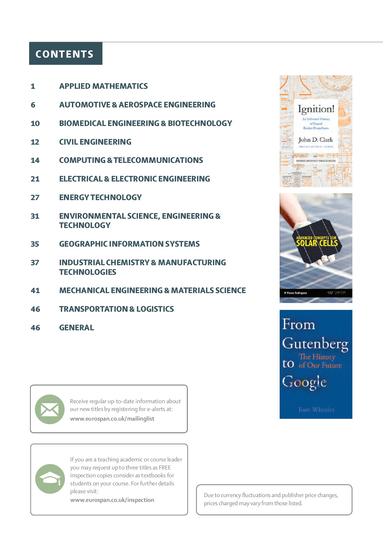 2019 Technology & Engineering Pages 1 - 50 - Text Version | AnyFlip