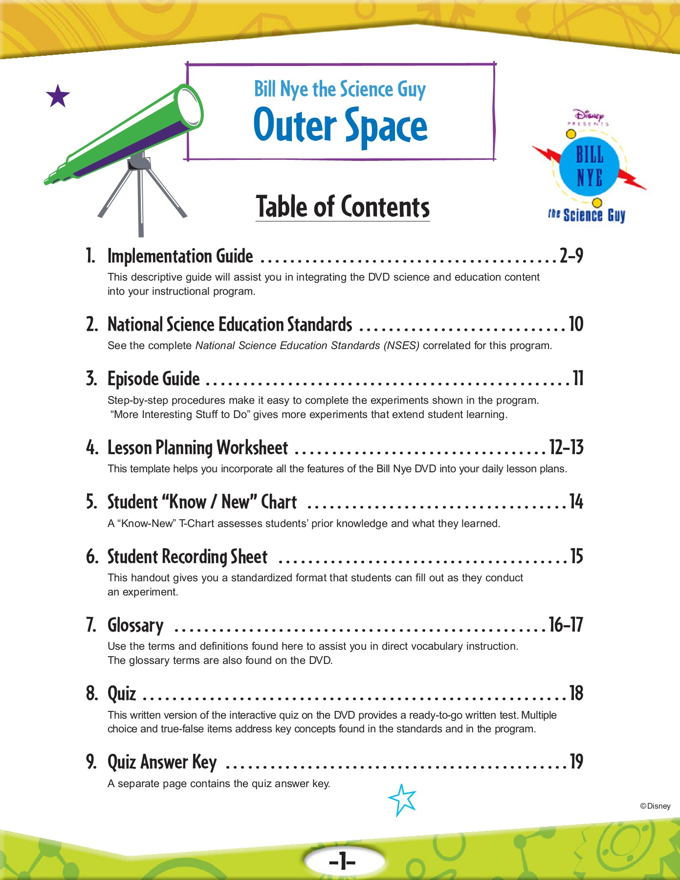 24 Outer Space - GVLIBRARIES.ORG-Flip eBook Pages 24 - 249 AnyFlip Regarding Bill Nye Motion Worksheet