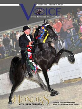 Voice of the Tennessee Walking Horse - February 2018 Pages 1