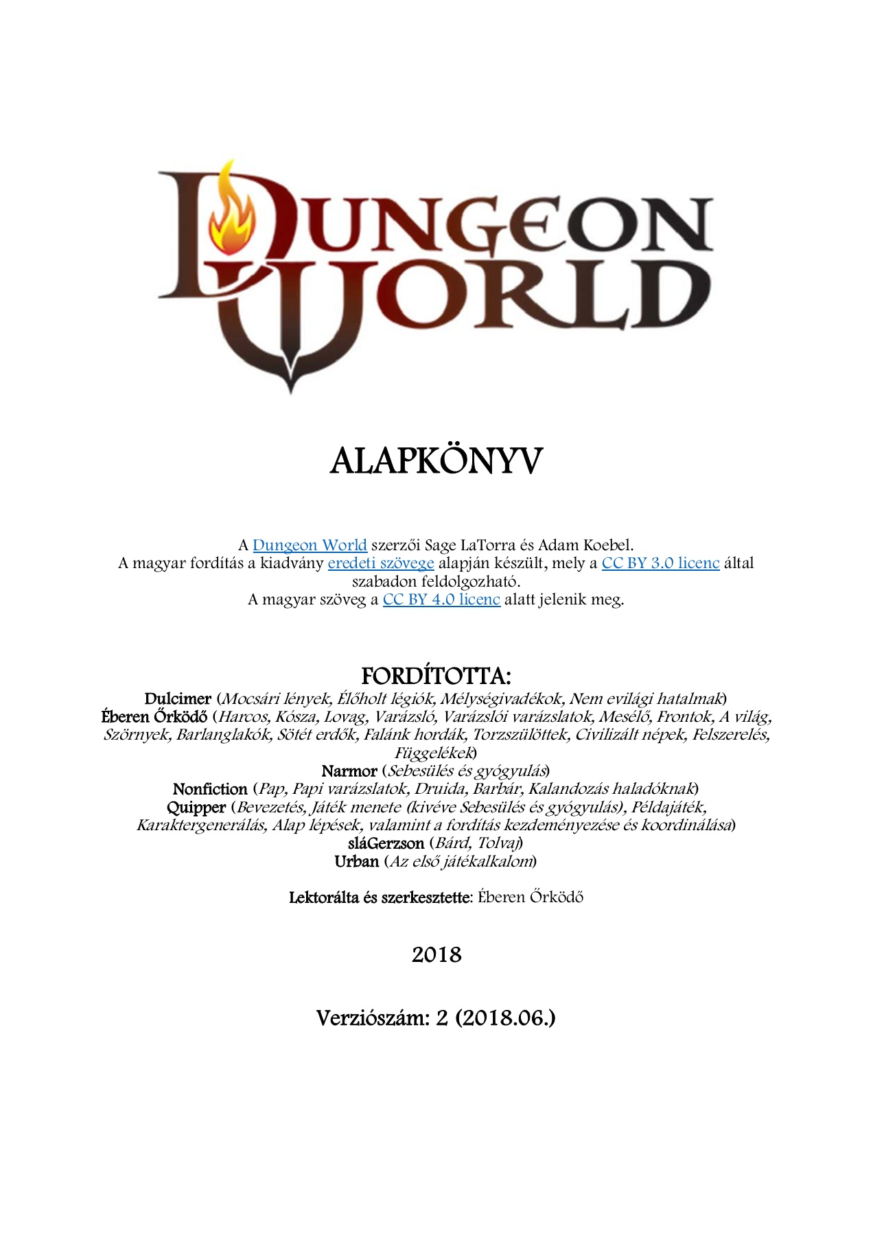 e9f2c3f08 Dungeon World Hungarian Pages 1 - 50 - Text Version | AnyFlip