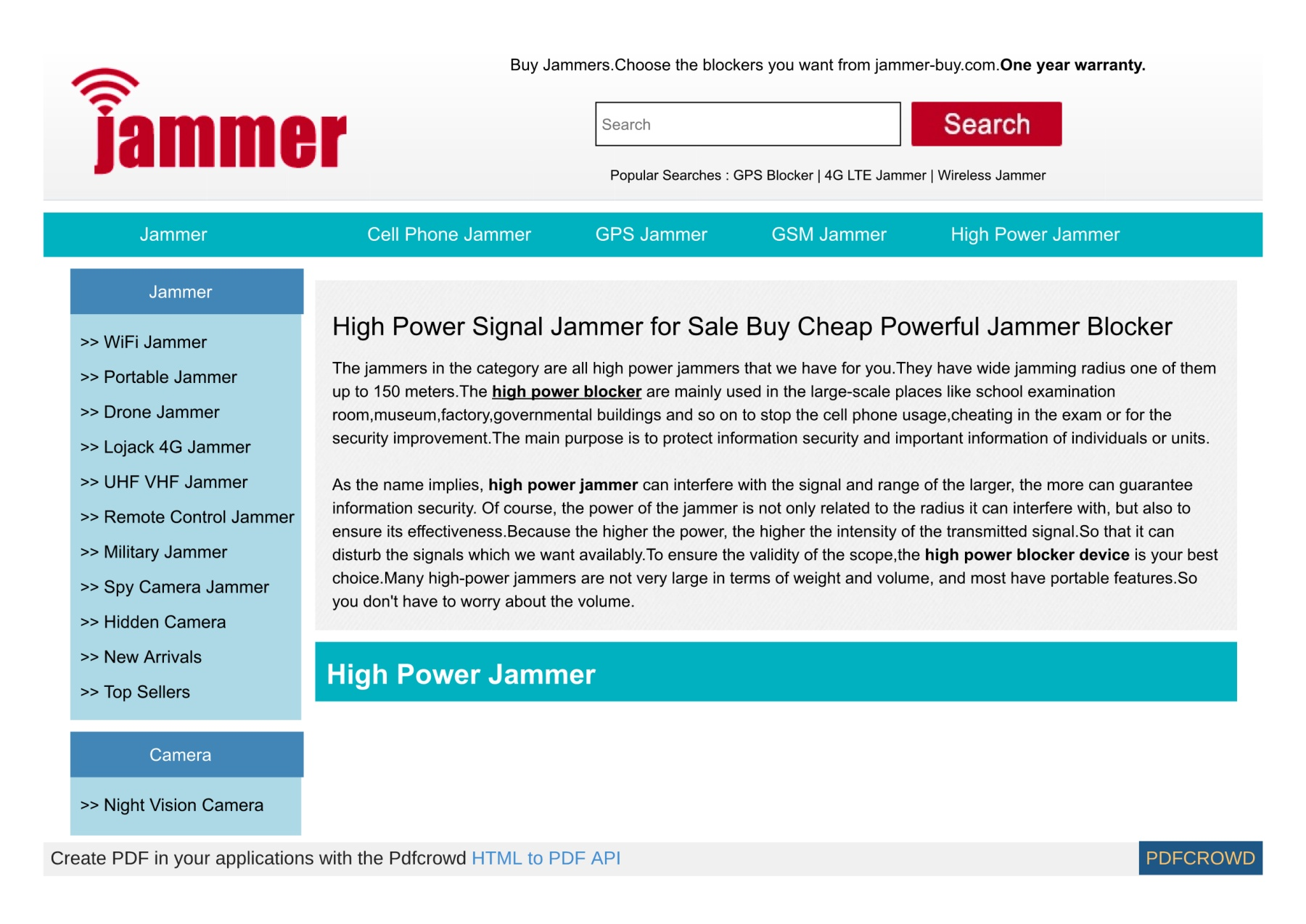 high power jammer device Pages 1 - 7 - Text Version | AnyFlip