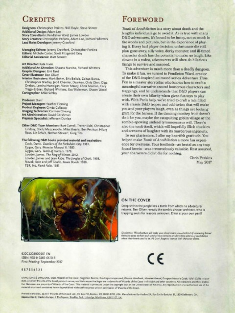 Tomb of Annihilation Pages 1 - 50 - Text Version | AnyFlip