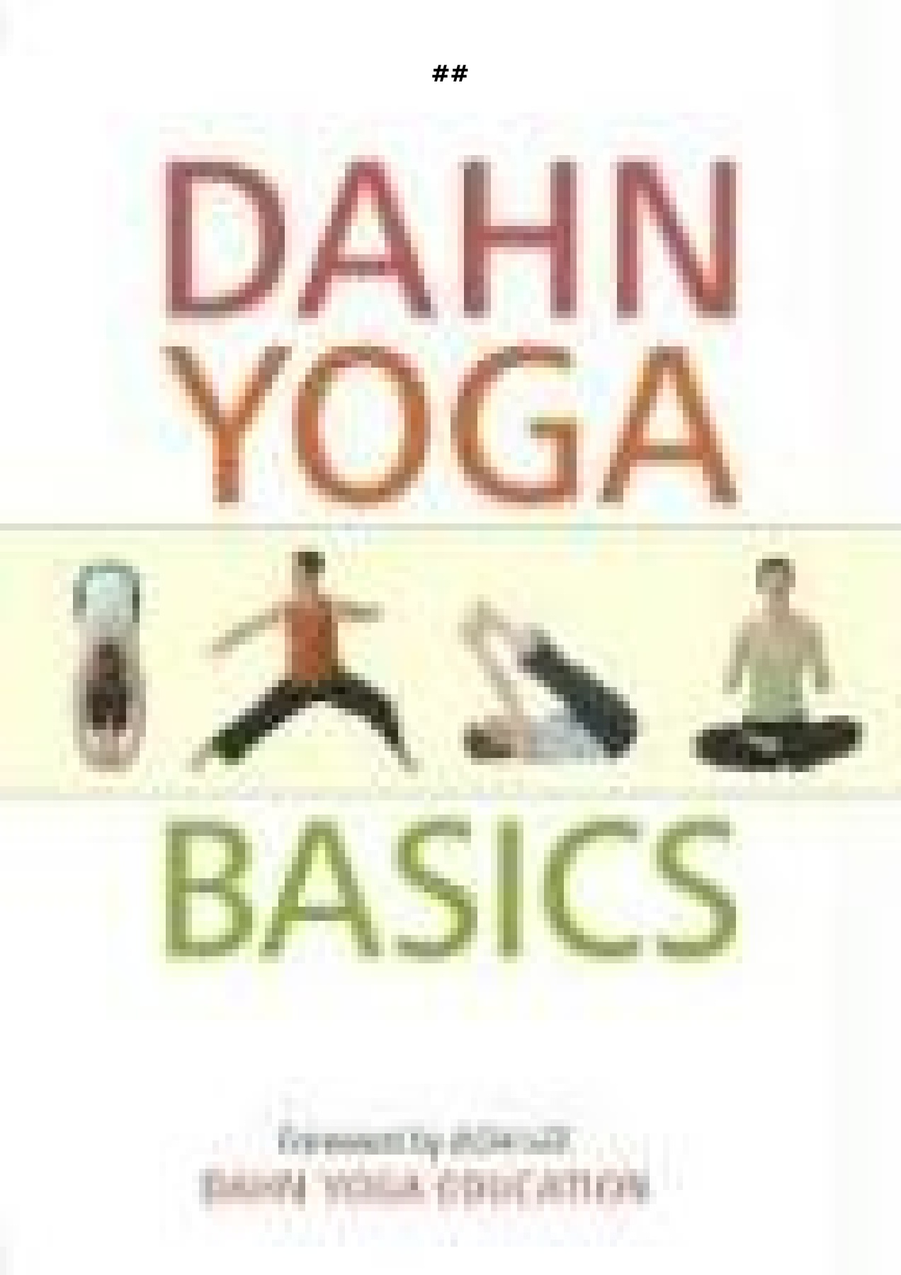 PDF] Dahn Yoga Basics A Complete Guide to the Meridian Stretching ...