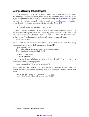 Page 192 - Python for Data Analysis