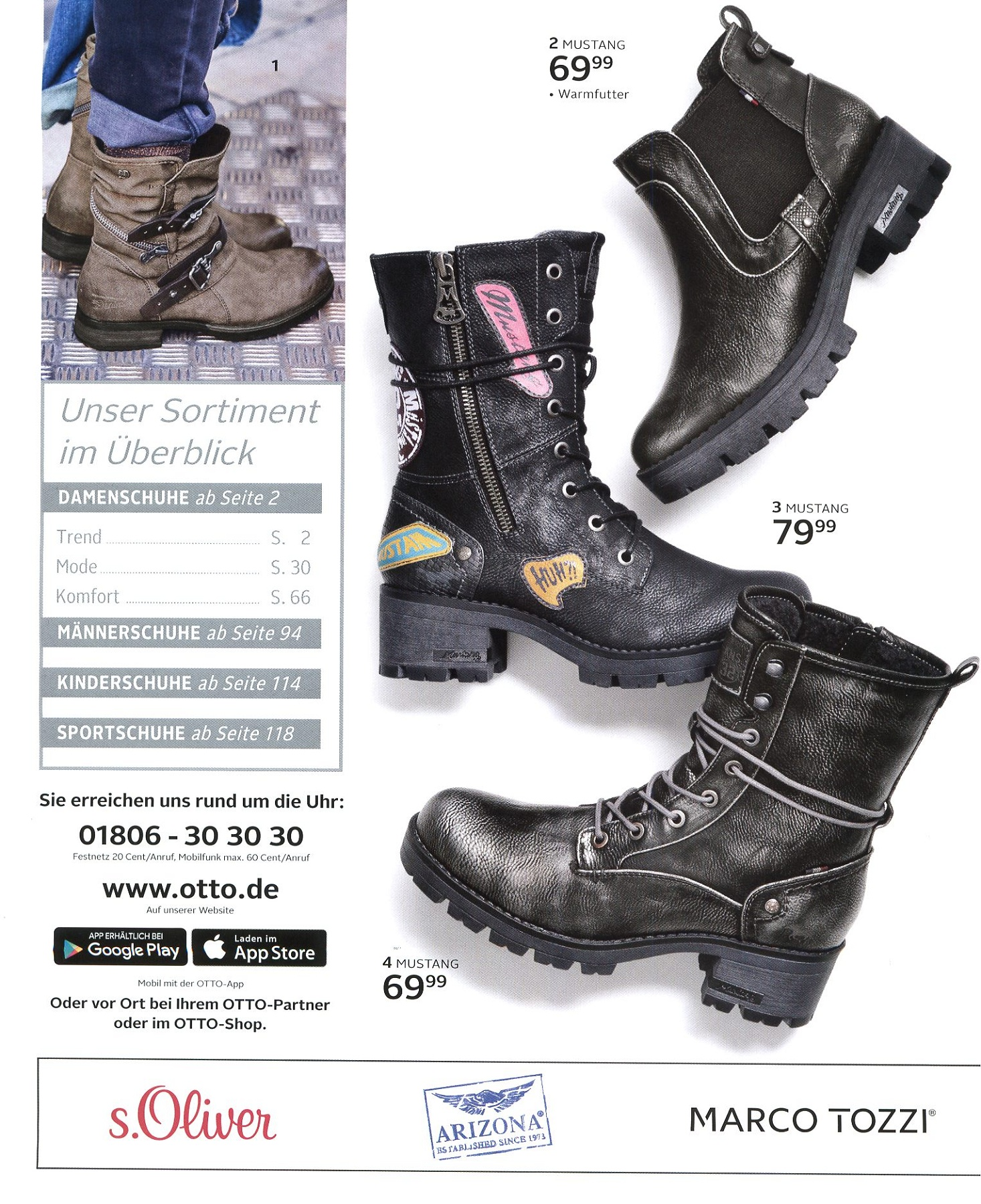 OTTO. Schuhe Pages 1 50 Text Version | AnyFlip