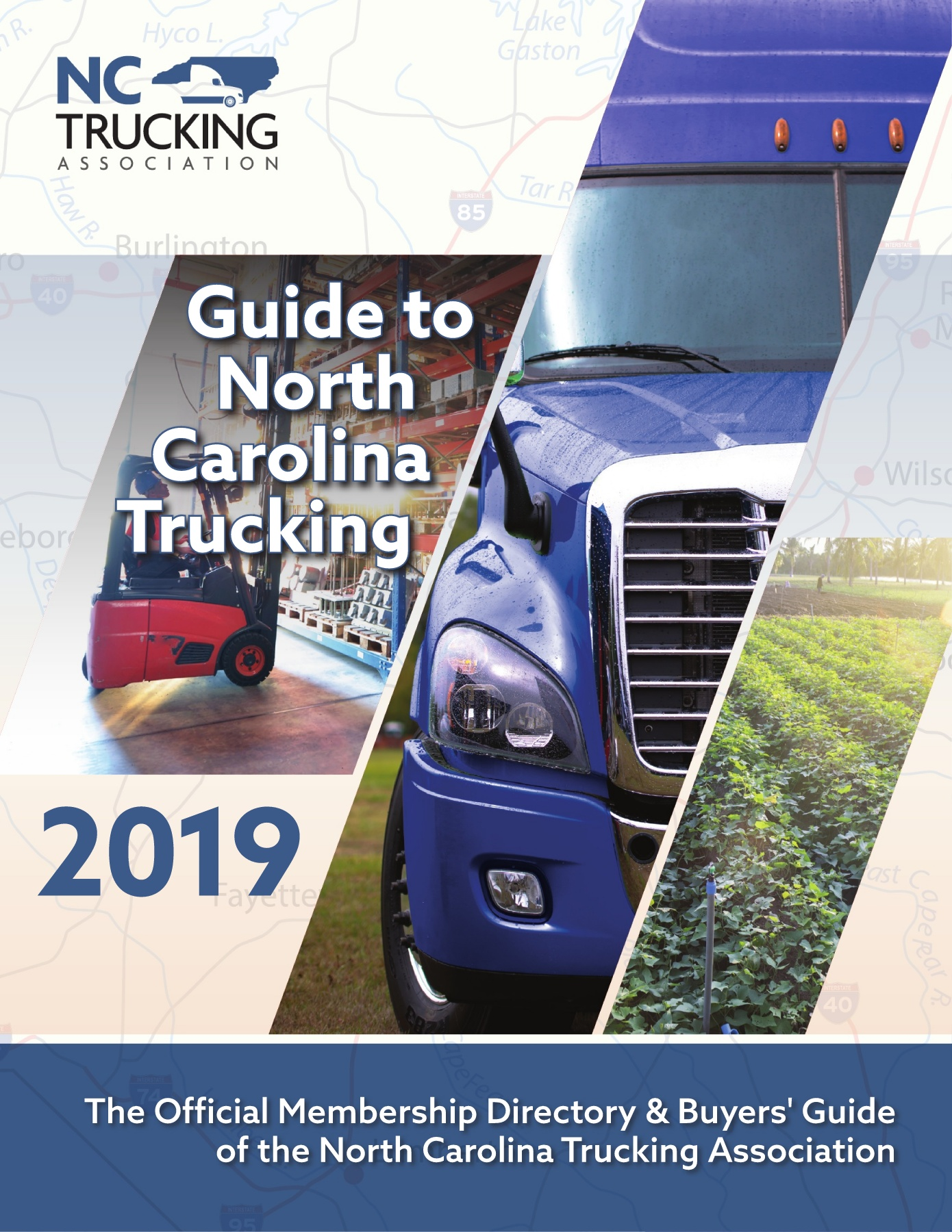 NCTA's 2019 Guide to North Carolina Trucking Pages 1 - 50 - Text