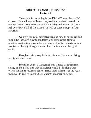 Page 2 - Digital Transcribers Lecture 1_Neat