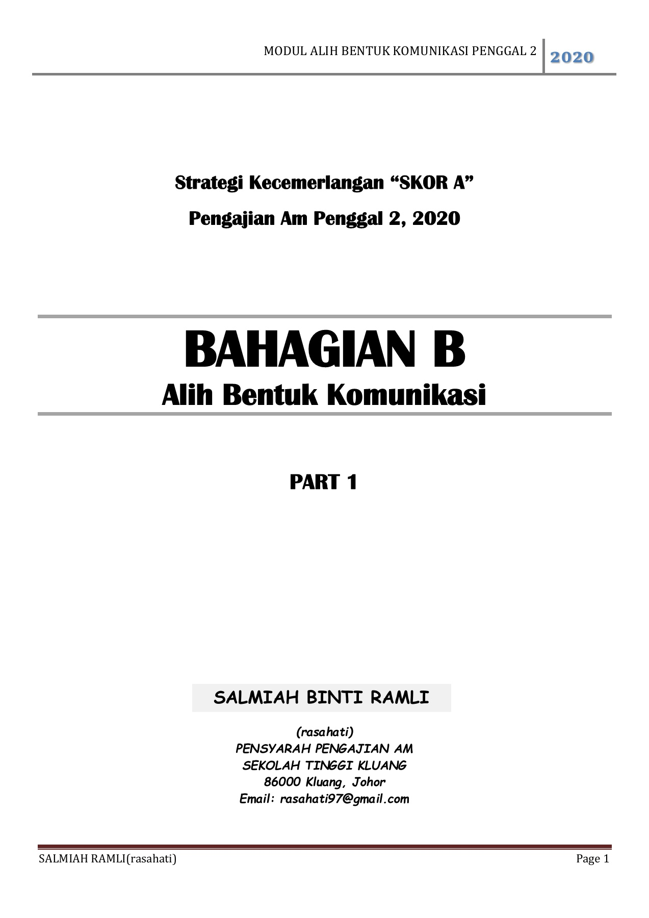 Abk 2020 Part 1 Pages 1 23 Text Version Anyflip