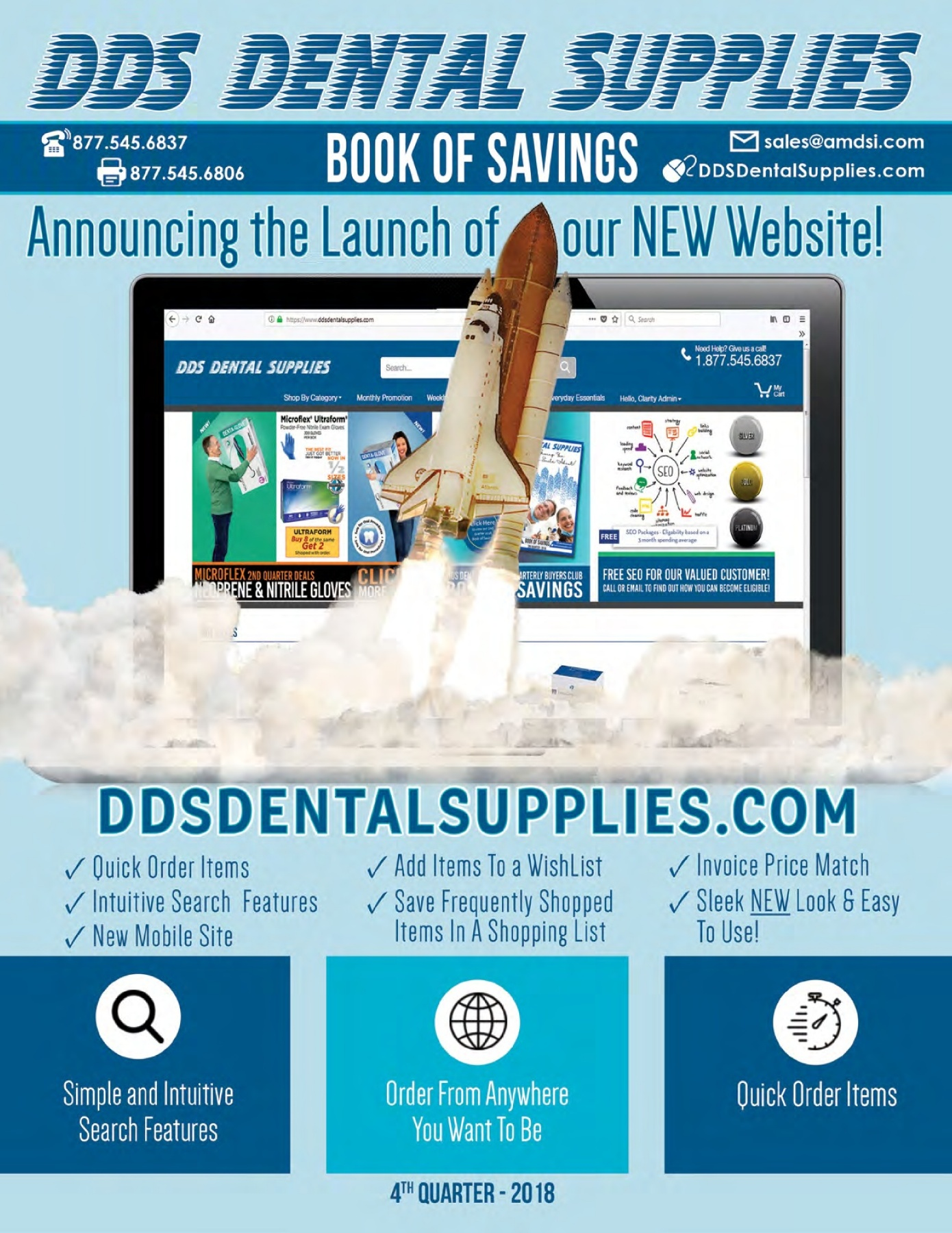 DDS Dental Supplies 4Q 2018 Pages 1 - 32 - Text Version