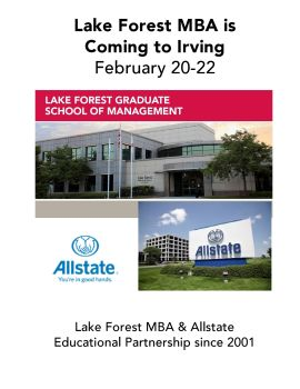 Allstate - $500 Tuition Credit Early Application Deadline