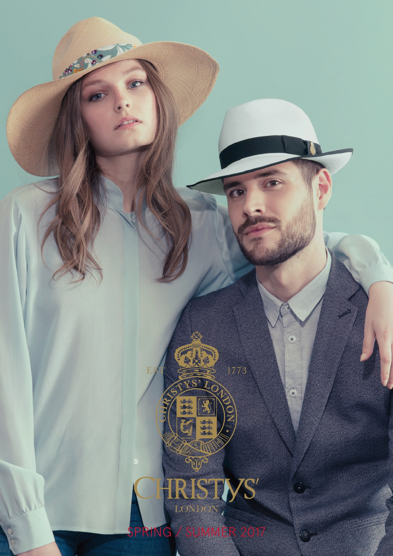 09e7a014af3 Christys  Hats Spring Summer 2016 Collection. Christys  Spring Summer 2017  collection is a celebration of the versatility of the hand