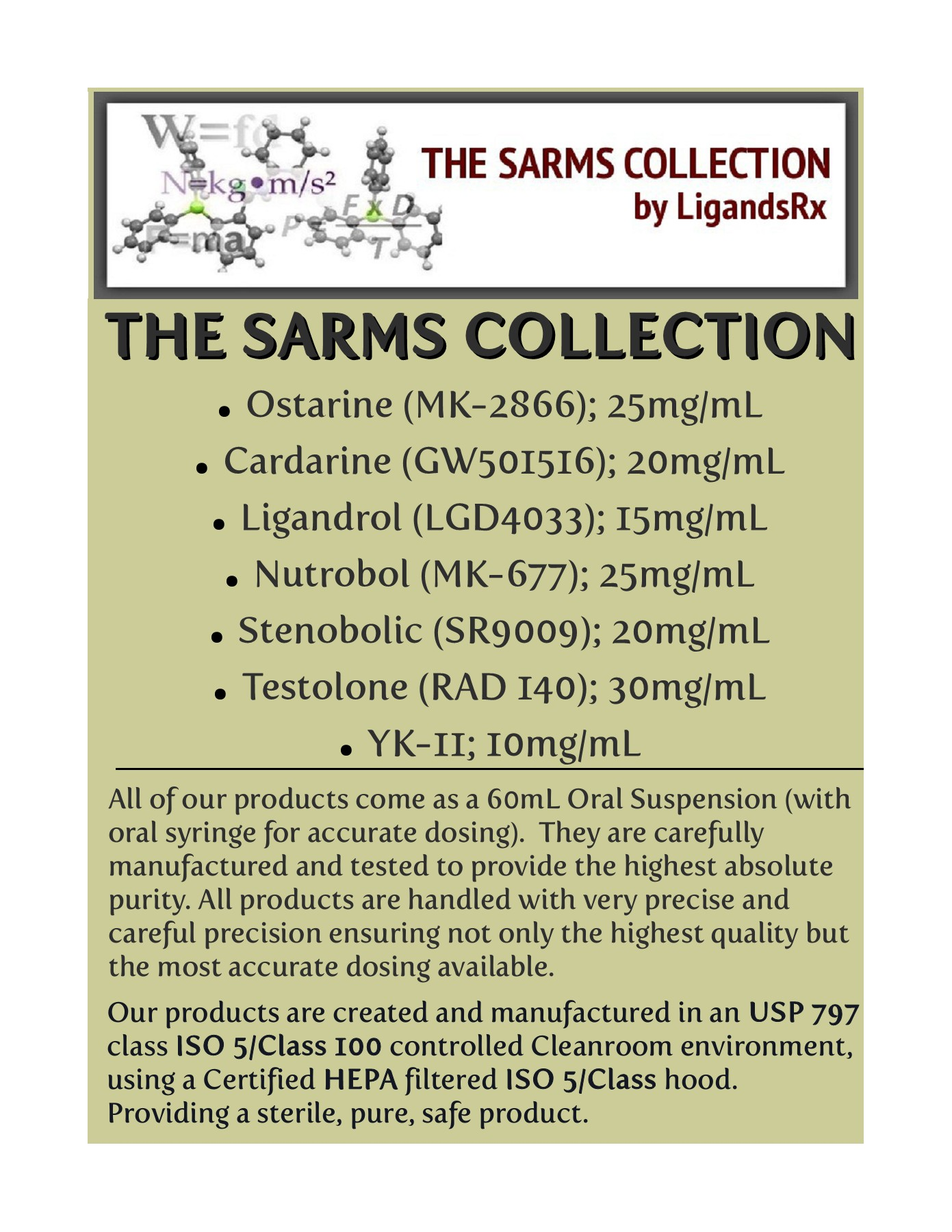 PDF Flipbook DL SARMS Collection Pages 1 - 10 - Text Version