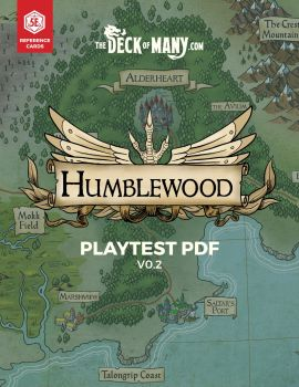 Humblewood-Playtest0 2 Pages 1 - 50 - Text Version   AnyFlip