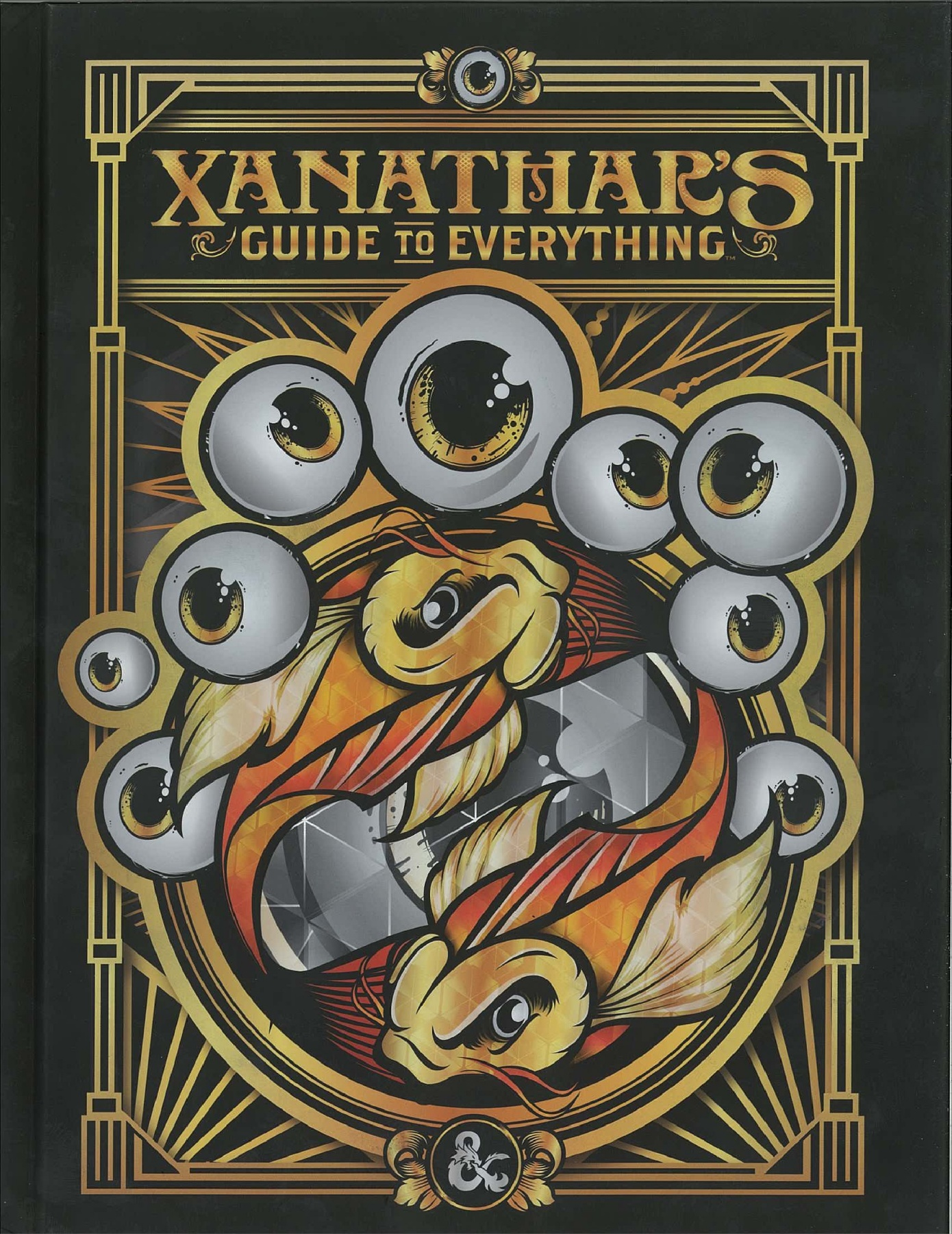 Xanathar's Guide To Everything Pages 1 - 50 - Text Version