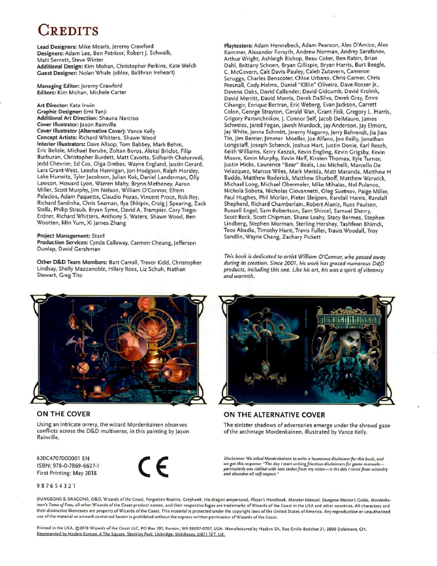 Mordenkainen's Tome of Foes Pages 101 - 150 - Text Version | AnyFlip