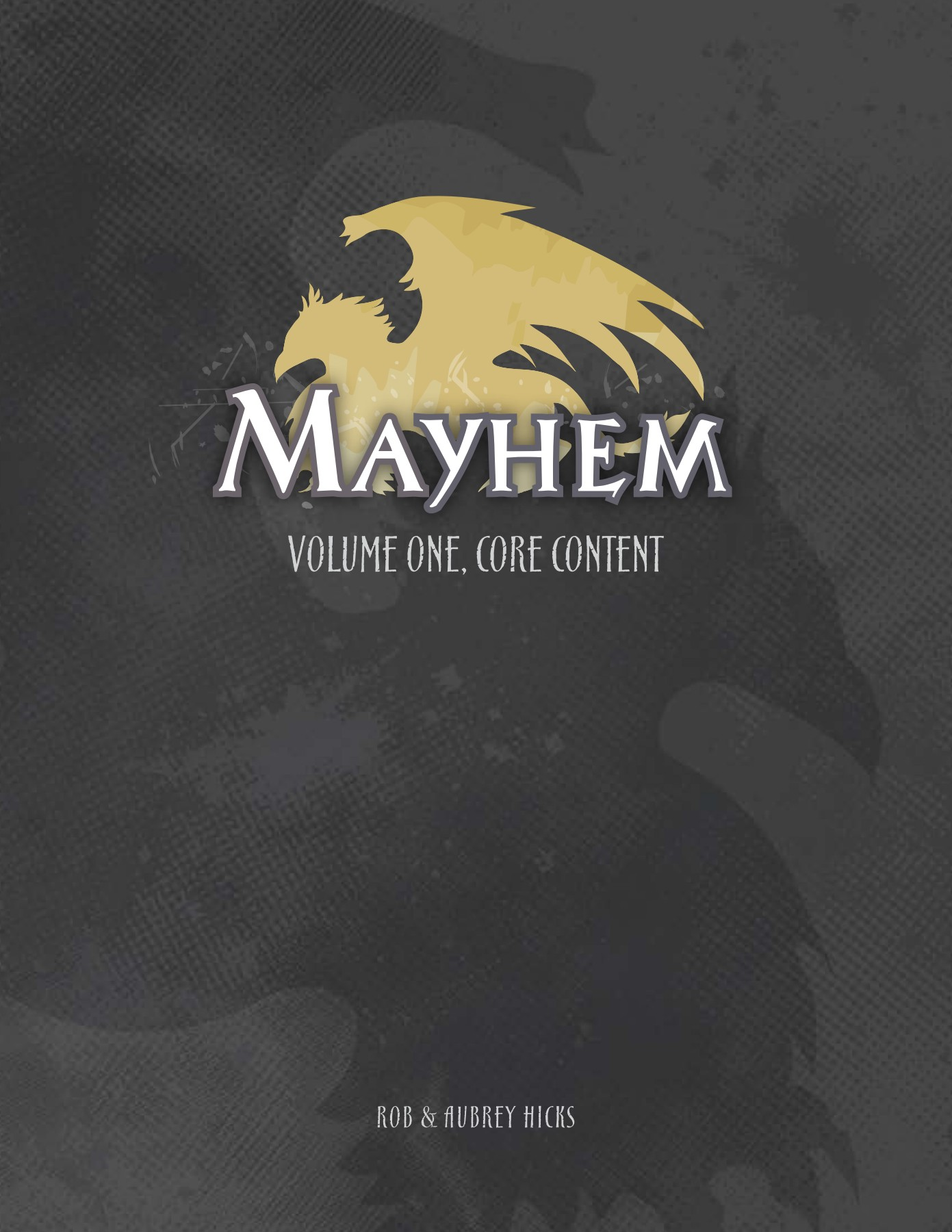 Mayhem - Midnight Campaign Games Pages 1 - 20 - Text Version | AnyFlip