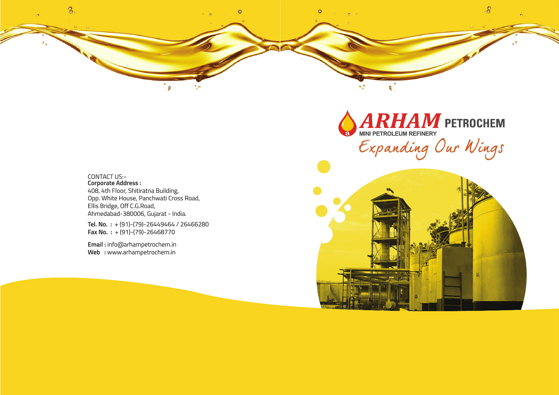 ARHAM A3 brochure Pages 1 - 12 - Text Version | AnyFlip