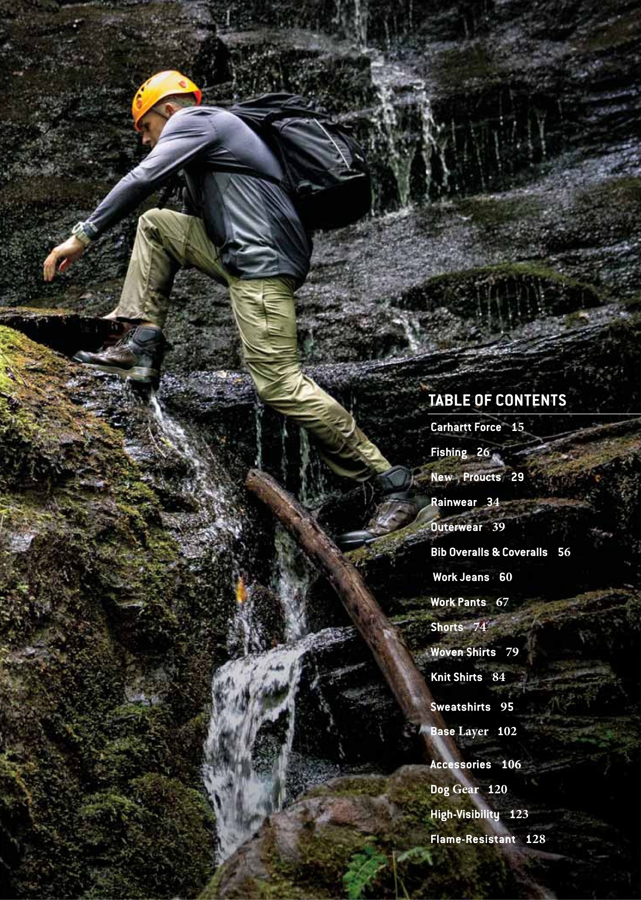 f31e522b12fc4 Carhartt 2018 Catalog Pages 1 - 50 - Text Version