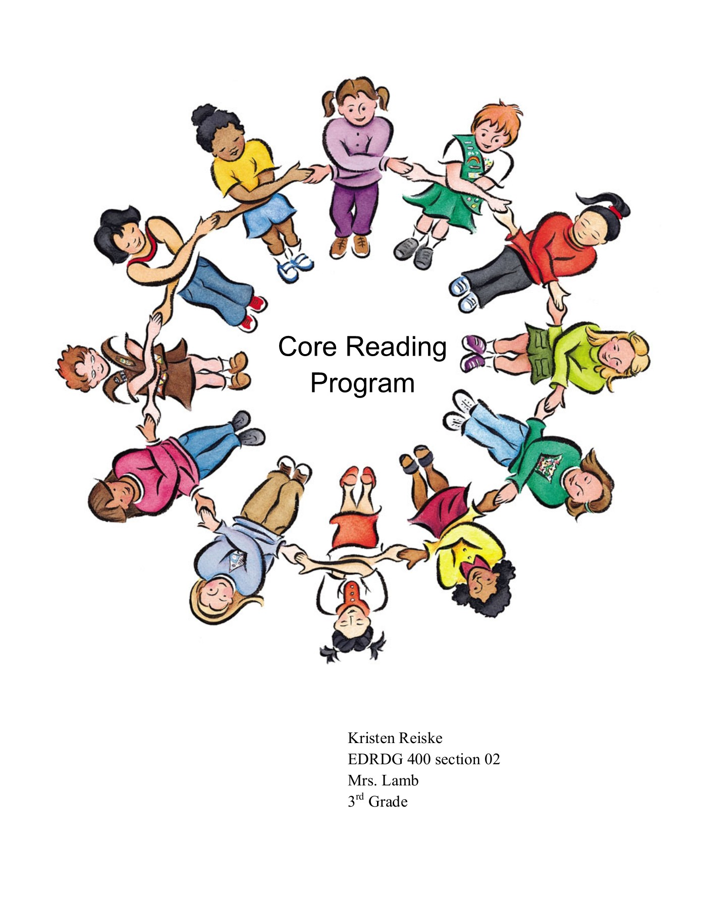 Core Reading Program - Ball State University Pages 1 - 32
