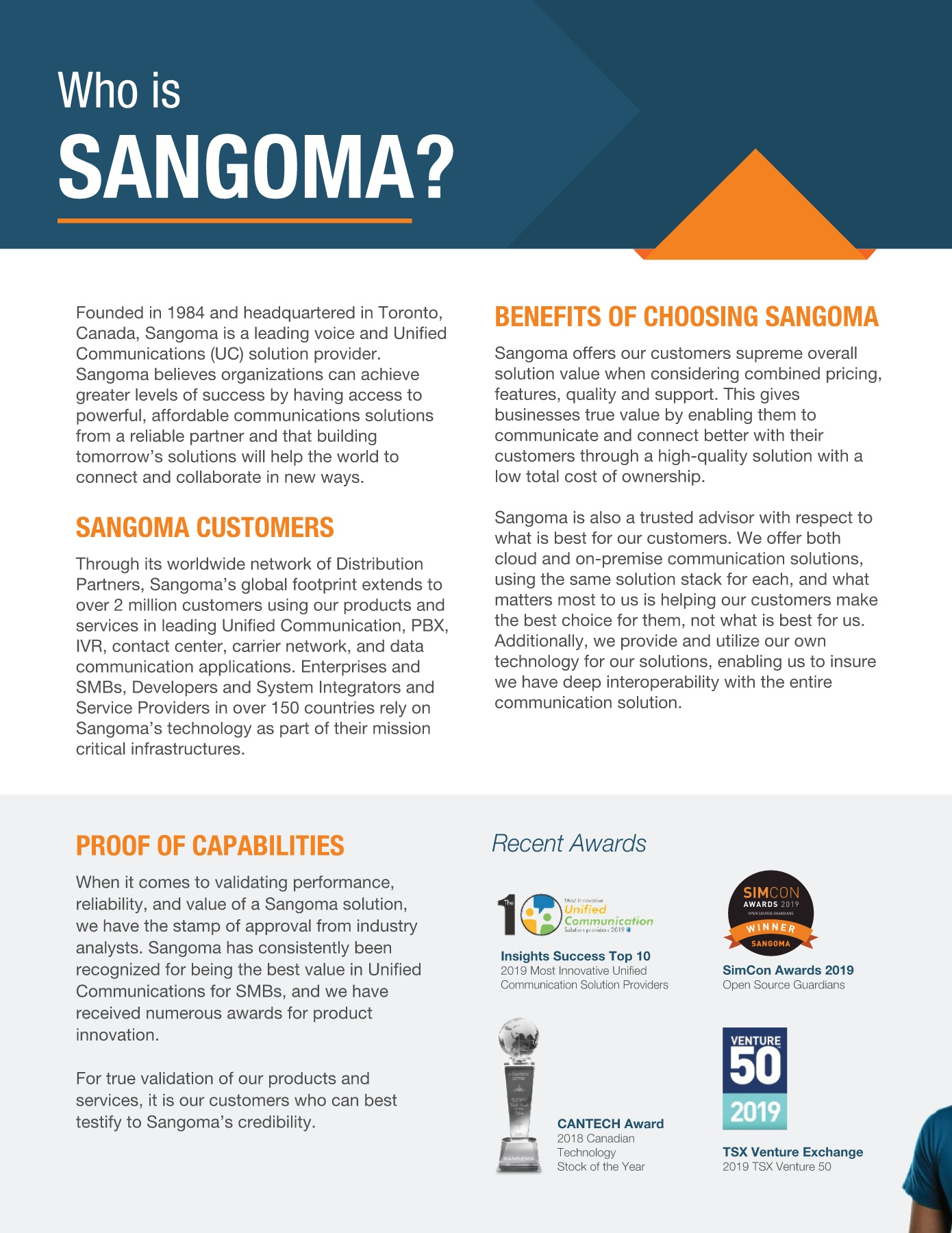 Sangoma Corporate brochure Pages 1 - 16 - Text Version | AnyFlip