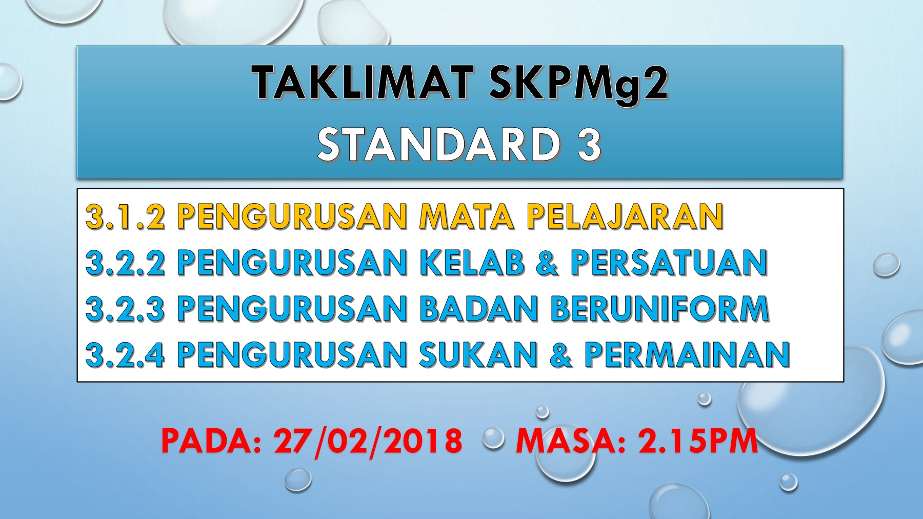 Taklimat Skpmg2 Standard 3 Pages 1 20 Text Version Anyflip
