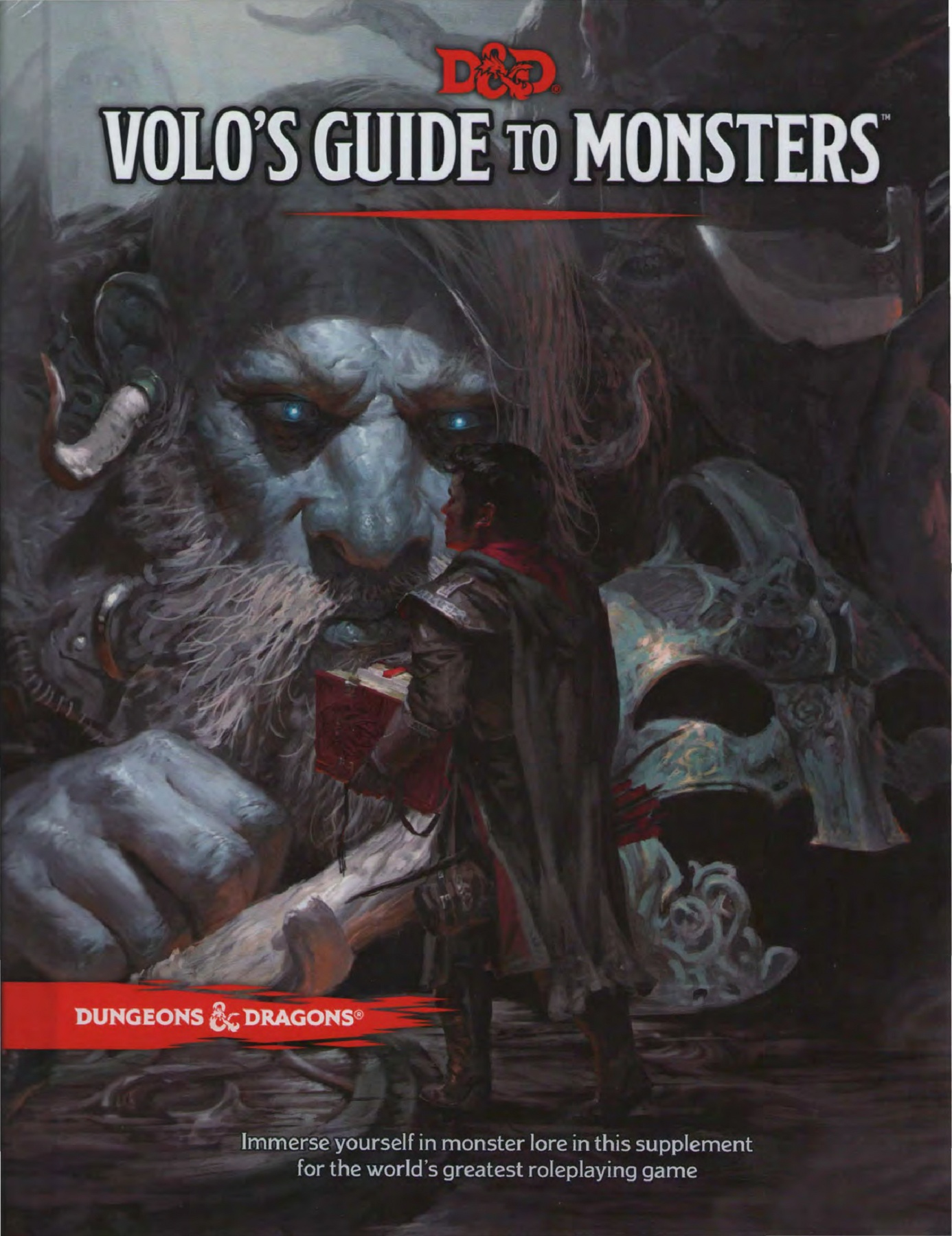 DnD 5e Volo´s Guide to Monsters Pages 1 - 50 - Text Version