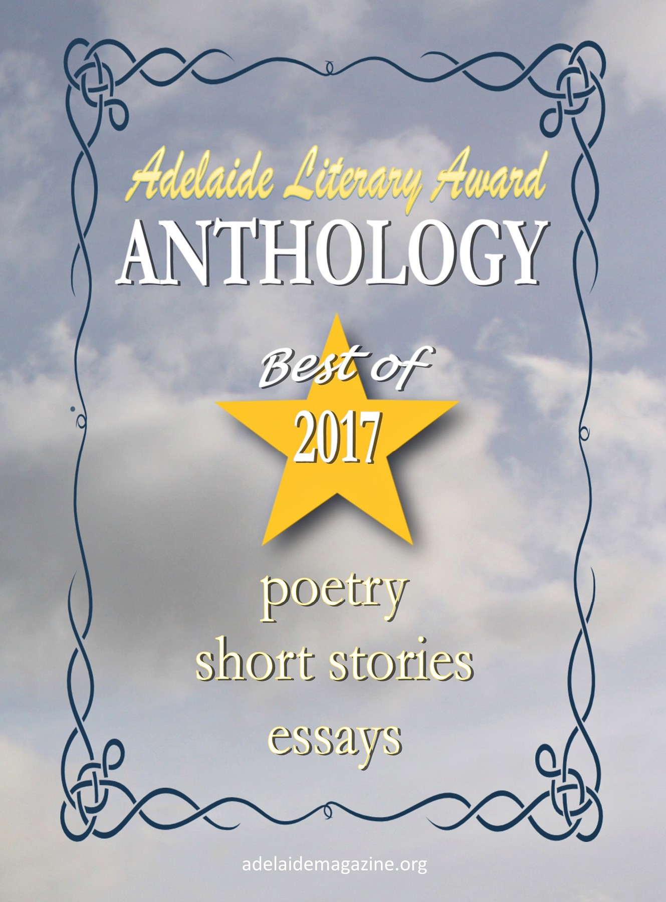 Adelaide Literary Award Anthology 2017 Pages 1 - 50 - Text