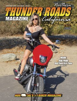 THUNDER ROADS NORCAL - June 2019 Pages 1 - 50 - Text Version