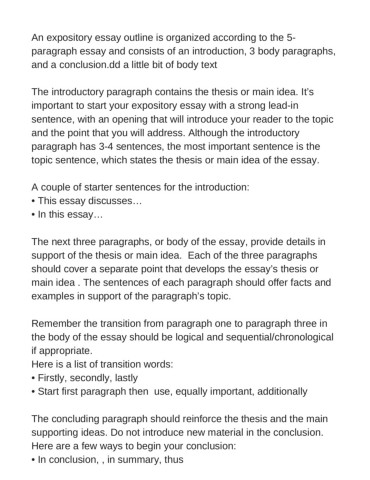 Persuasive Essay Topics High School Students  High School Personal Statement Sample Essays also English Literature Essays How To Write Expository Essay Pages     Text Version  Essays On Different Topics In English