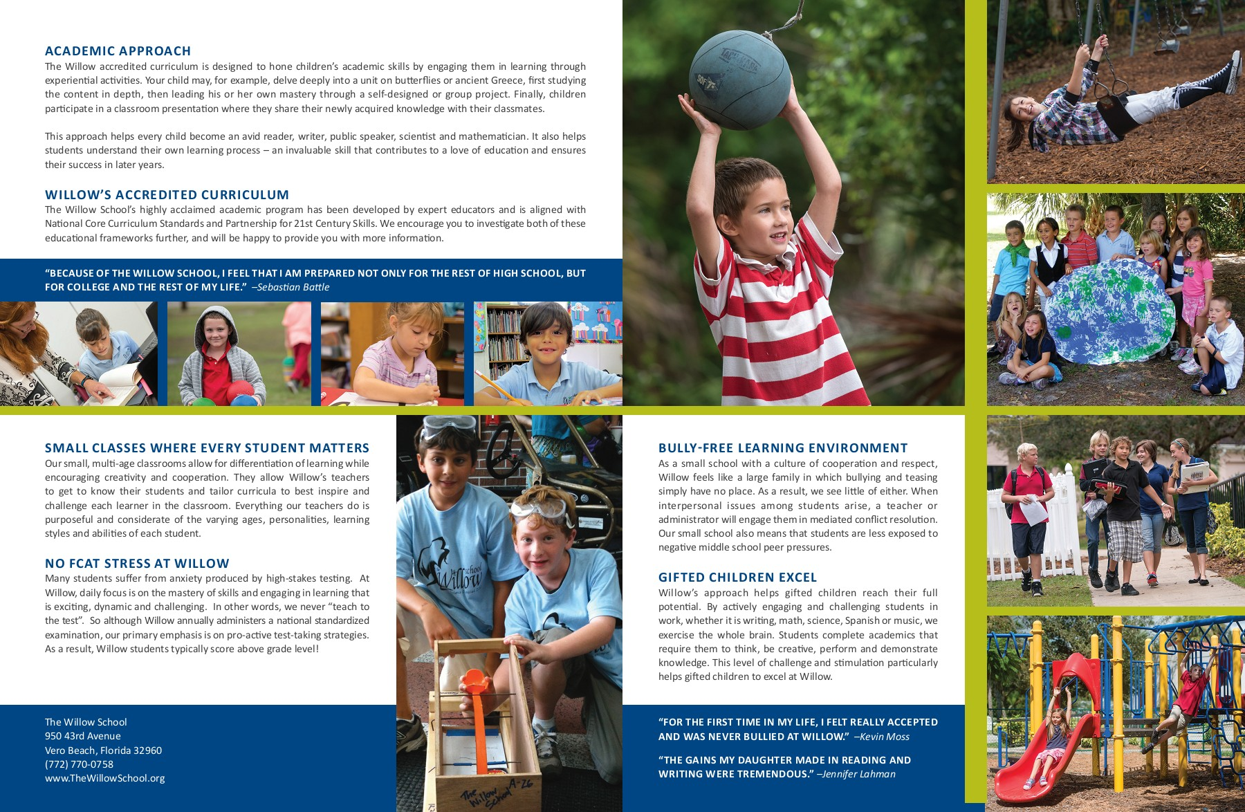 CURRENTWillow K-8 brochure 1-15 Pages 1 - 2 - Text Version | AnyFlip