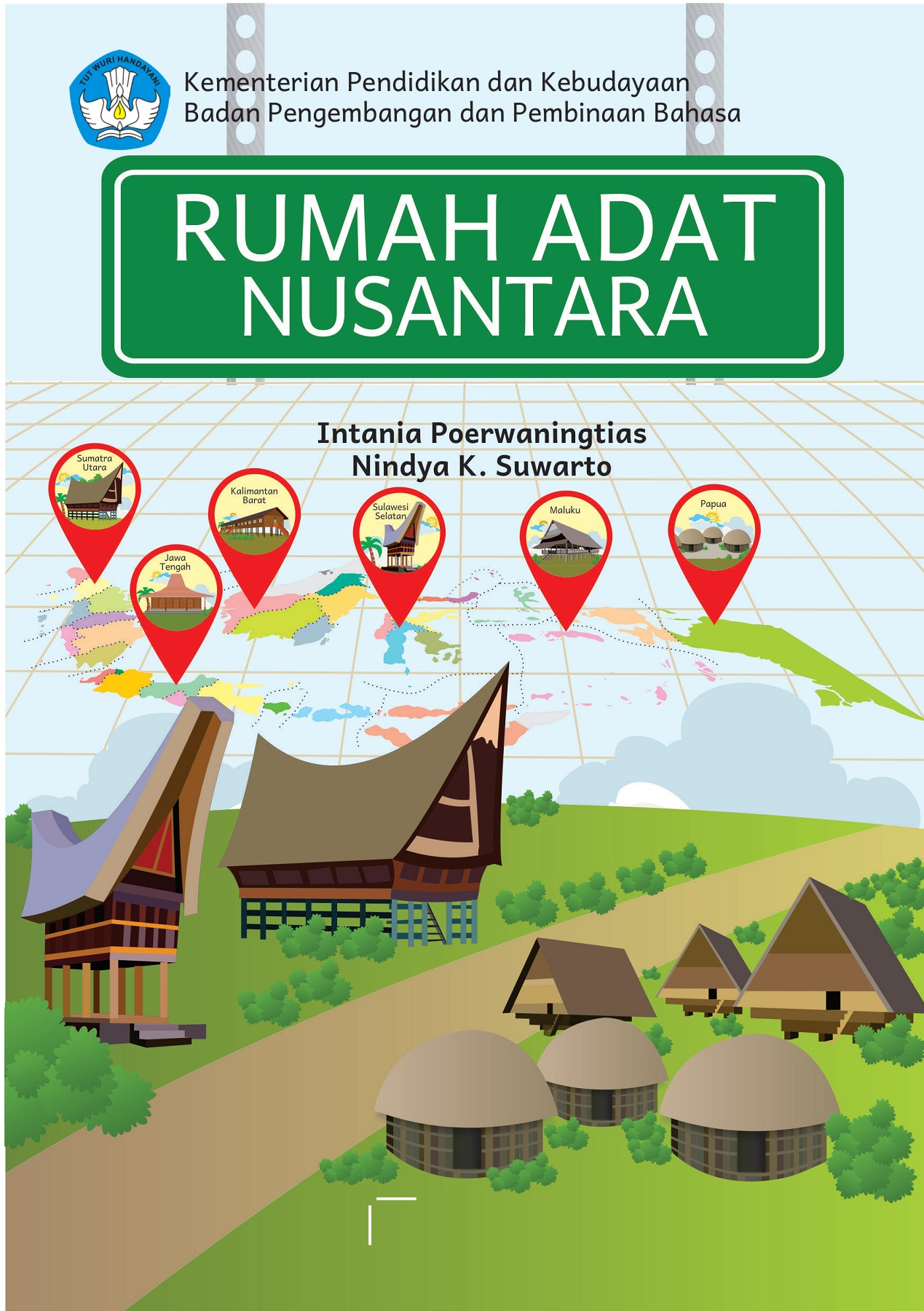 Rumah Adat Nusantara Pages 51 69 Text Version