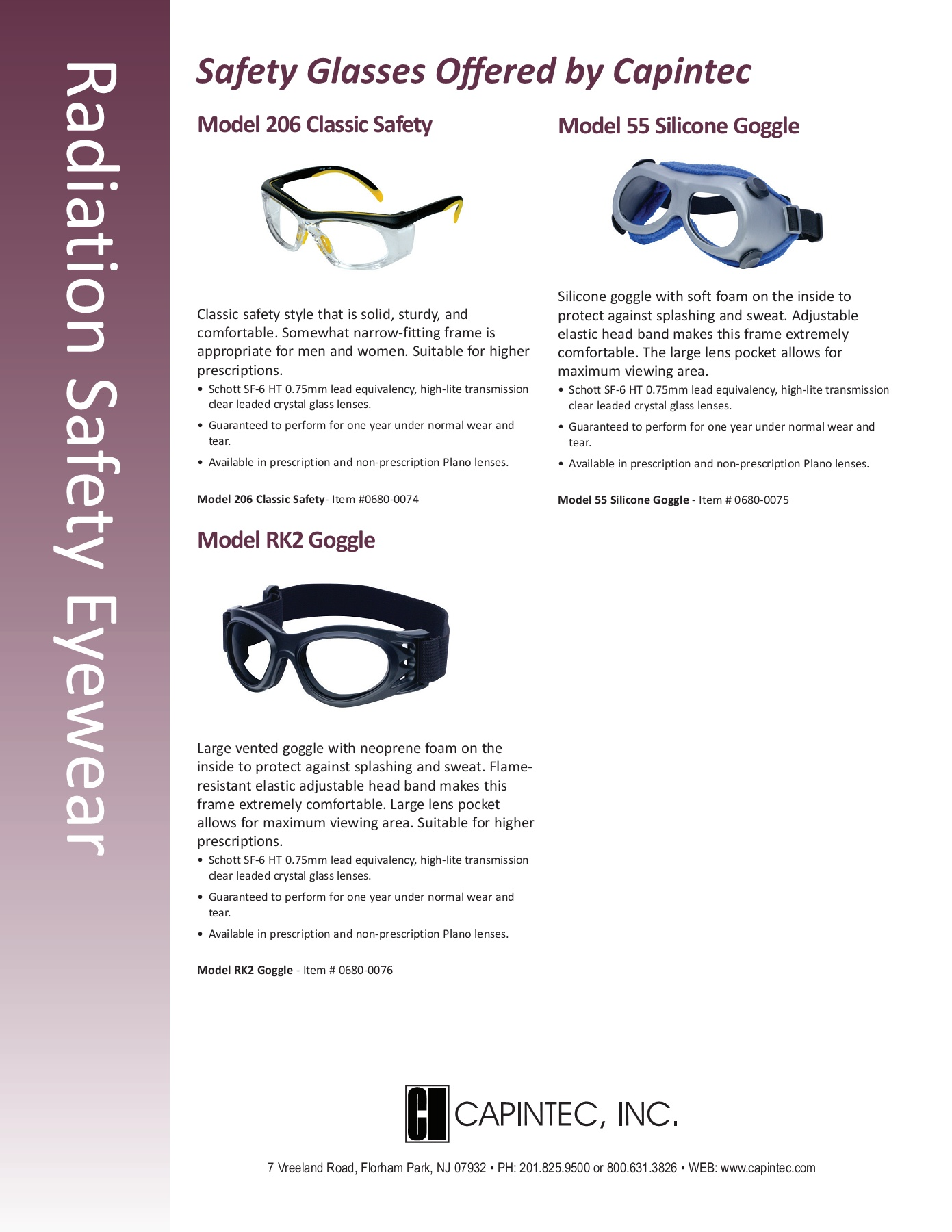 1637452345 Safety Glasses Flyer Pages 1 - 2 - Text Version