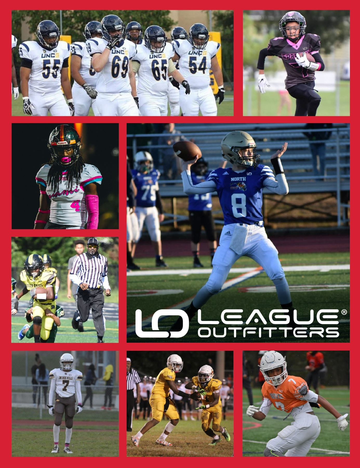 b5f6621c League Outfitters 2019 Football Catalog Pages 1 - 40 - Text Version |  AnyFlip