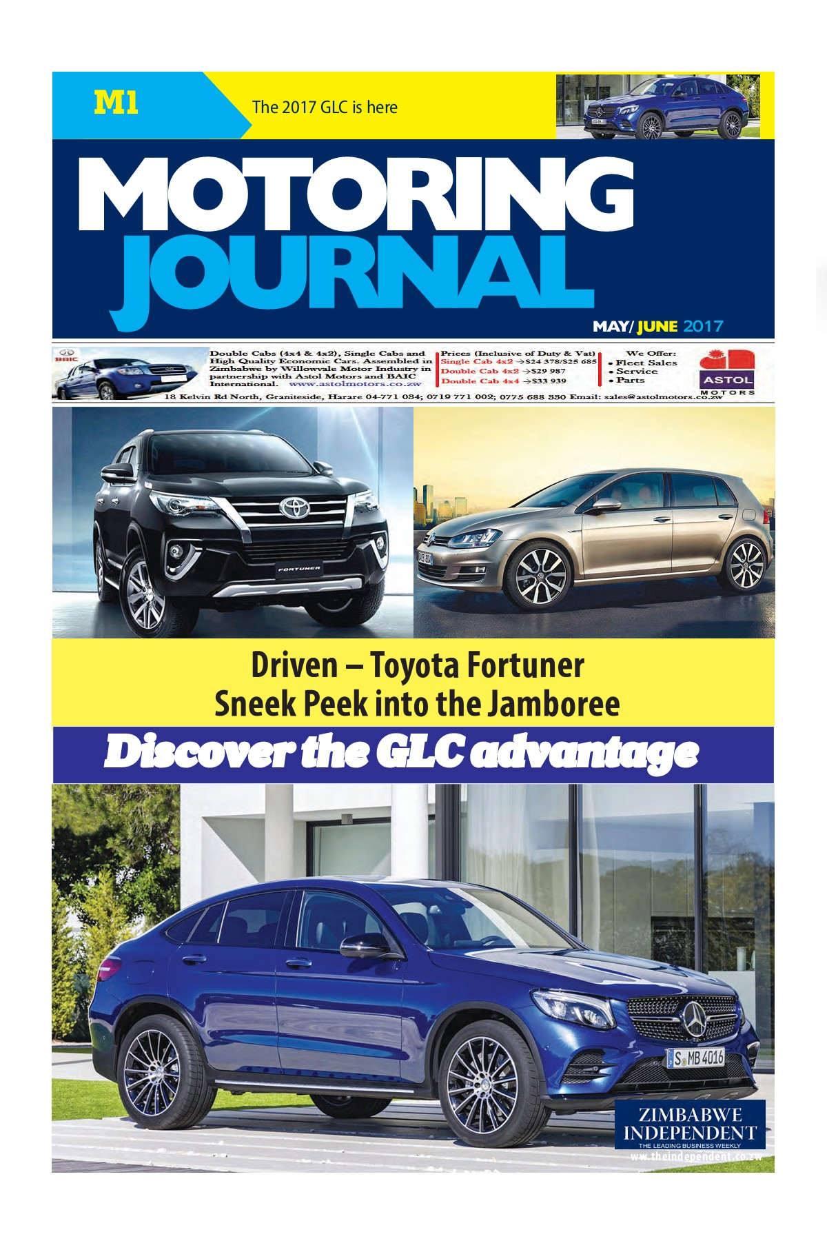 MOTORING JOURNAL May June 2017 Pages 1 16 Text Version