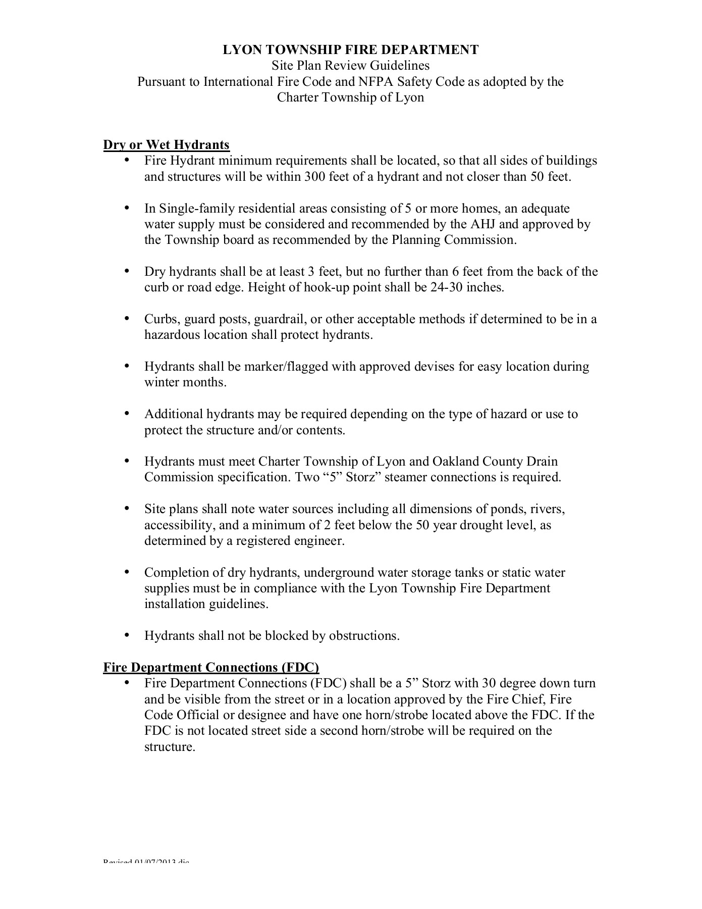 Site plan guidelines - lyontwp org Pages 1 - 4 - Text Version | AnyFlip