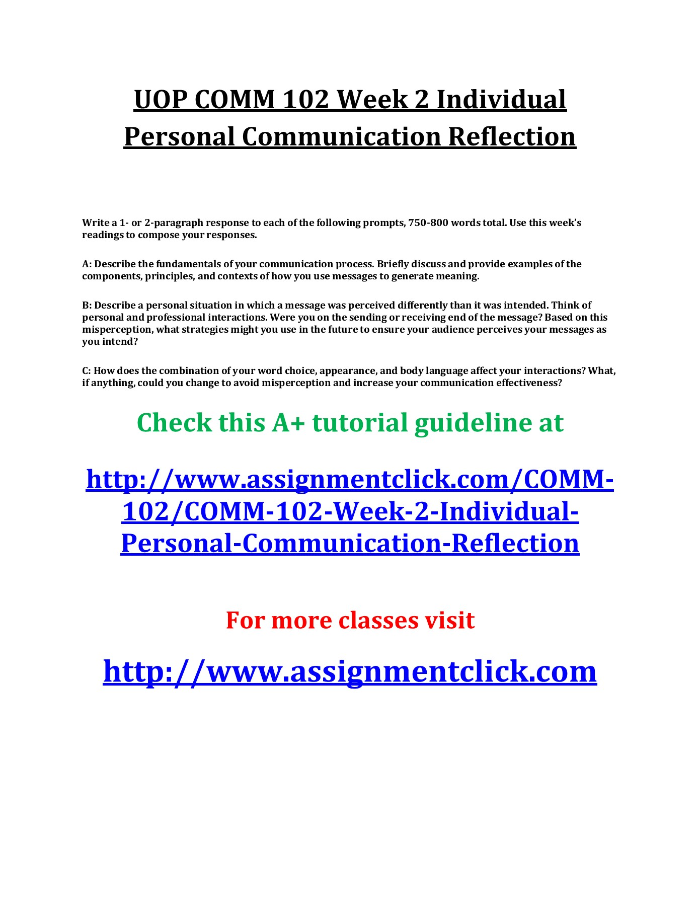 discuss personal communication