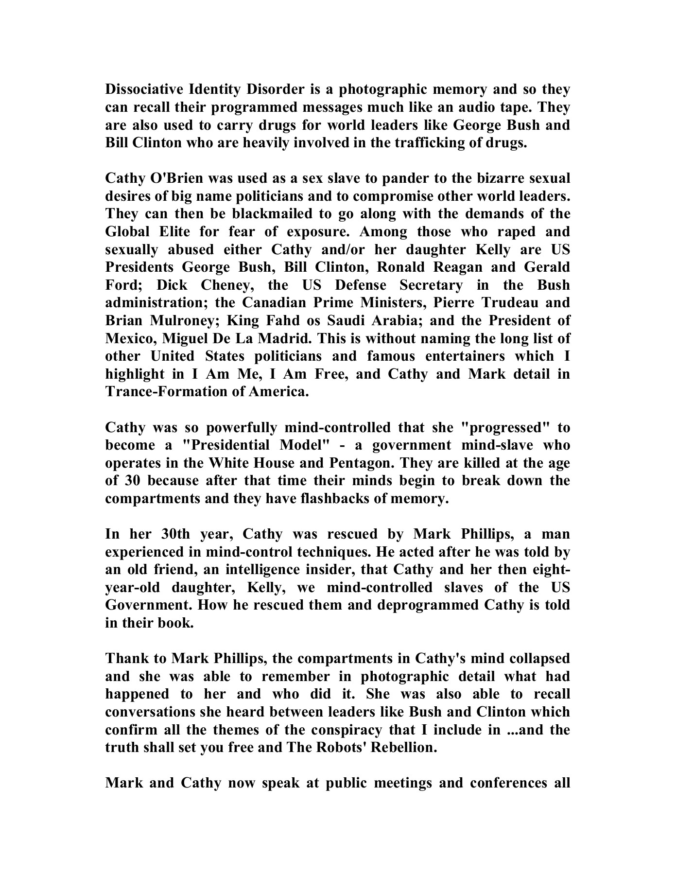 Tales Of A Government Sex Slave pdf - Ning Pages 1 - 4