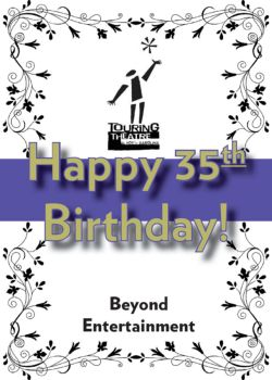 35th birthday party invitation special guest pages 1 4 text 35th birthday party invitation special guest filmwisefo